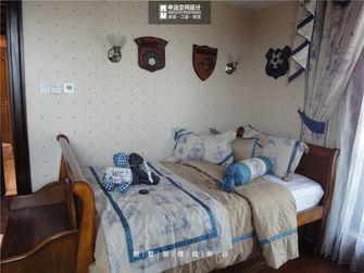 140平米别墅东南亚风格儿童房家具装修效果图