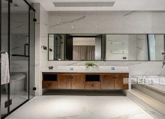 140平米四室三厅现代简约风格卫生间图片