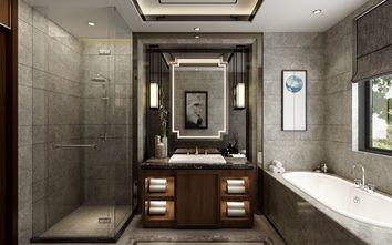 140平米三中式风格卫生间欣赏图