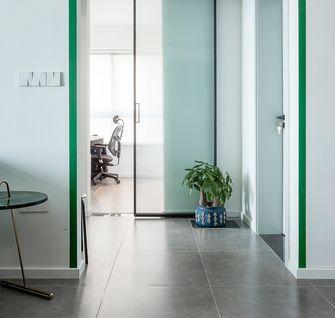 80平米公寓混搭风格书房图片
