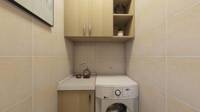 100平米公寓中式风格卫生间设计图
