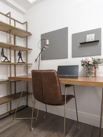 90平米三美式风格书房装修效果图