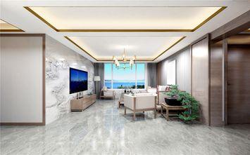 140平米四中式风格客厅装修效果图