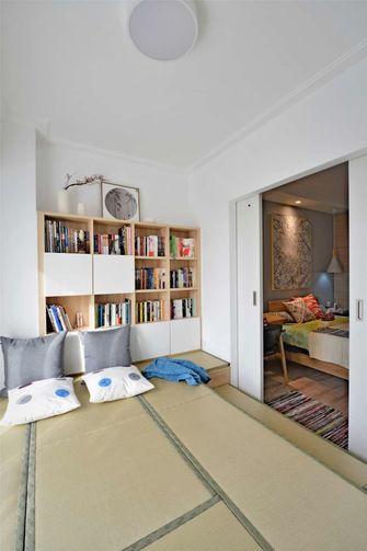 50平米一室一厅北欧风格书房装修效果图