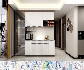 120平米三室一厅现代简约风格玄关装修图片大全