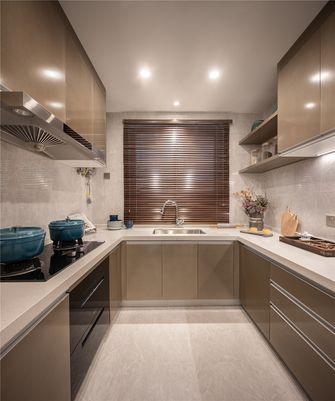 豪华型140平米三室三厅中式风格厨房图