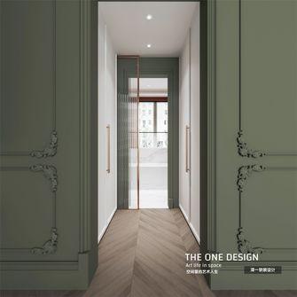 110平米三室两厅法式风格衣帽间欣赏图