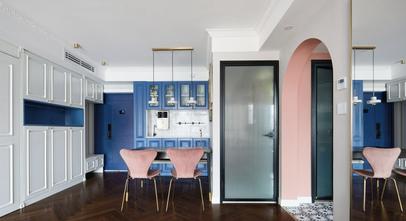 90平米三室两厅北欧风格餐厅欣赏图