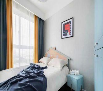 90平米三室一厅美式风格儿童房设计图