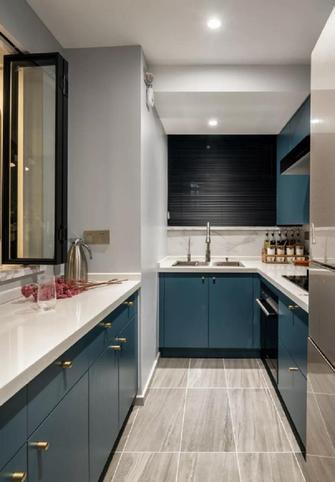 100平米三室两厅新古典风格厨房效果图