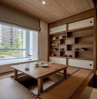 120平米三室一厅中式风格阳光房图片
