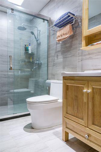 100平米三室两厅日式风格卫生间图片大全