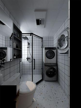 120平米四室两厅现代简约风格卫生间图
