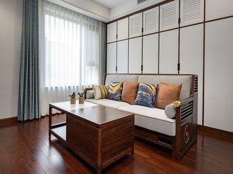 140平米四室两厅中式风格书房图片大全