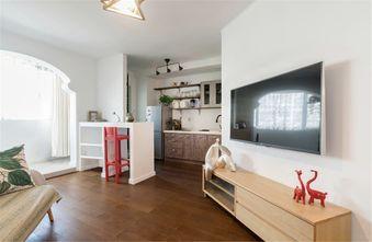 70平米地中海风格客厅装修案例