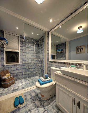 120平米三室两厅地中海风格卫生间装修案例