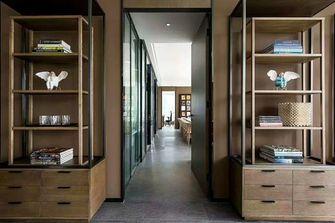 140平米复式混搭风格储藏室设计图