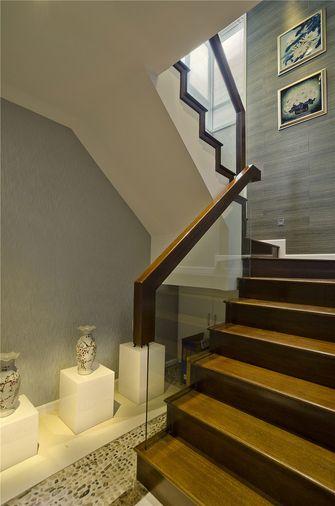 10-15万120平米复式中式风格楼梯设计图