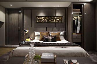 90平米三现代简约风格卧室装修案例