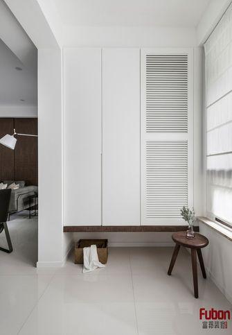 140平米三室两厅宜家风格玄关效果图