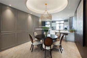 140平米四室两厅欧式风格餐厅图片大全
