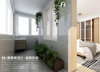 90平米三日式风格走廊装修效果图