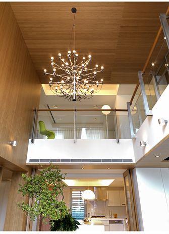 140平米别墅北欧风格楼梯间装修图片大全