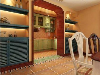 富裕型140平米四室四厅东南亚风格玄关设计图