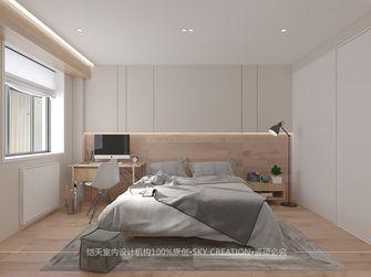 70平米一室一厅日式风格卧室装修效果图