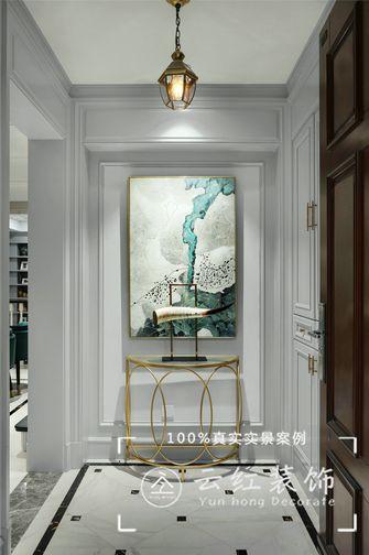 140平米复式现代简约风格玄关装修图片大全