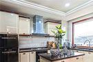 140平米别墅新古典风格厨房效果图