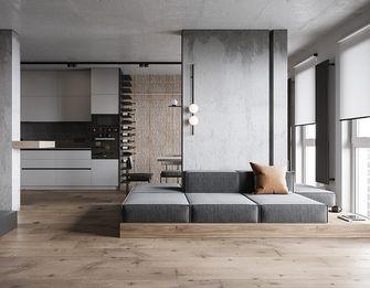 30平米以下超小户型现代简约风格客厅设计图