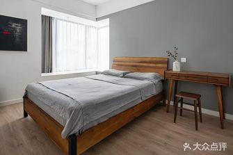 120平米四室两厅北欧风格卧室装修图片大全