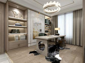 140平米四室一厅其他风格书房装修效果图