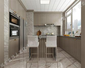 140平米三中式风格厨房图片