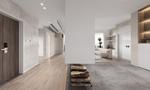 140平米四室两厅北欧风格走廊图