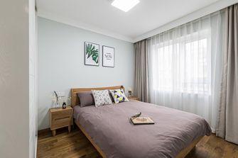 80平米三室两厅北欧风格儿童房装修案例