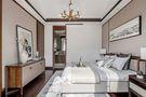 100平米三室一厅中式风格卧室欣赏图