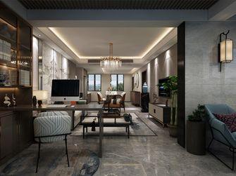 120平米三室两厅中式风格阳台图片