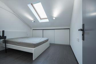 140平米三现代简约风格阁楼装修案例