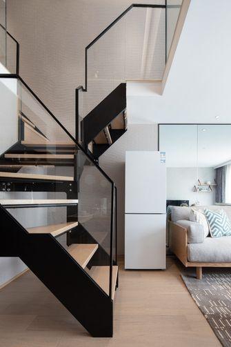 140平米三混搭风格走廊装修案例