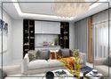 60平米一室两厅其他风格客厅图片