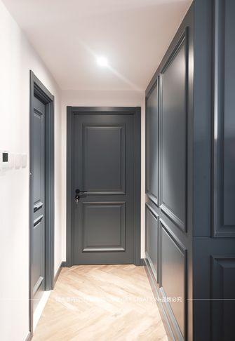 富裕型100平米美式风格走廊装修图片大全