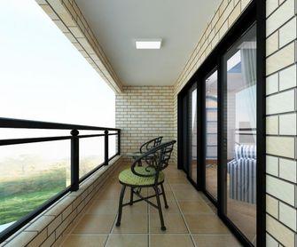 130平米四室一厅地中海风格阳台装修案例