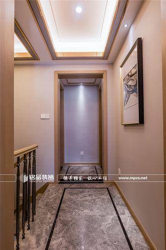 120平米三室一厅其他风格走廊图