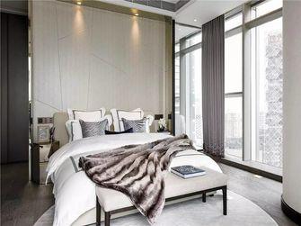 100平米三室一厅东南亚风格卧室装修案例