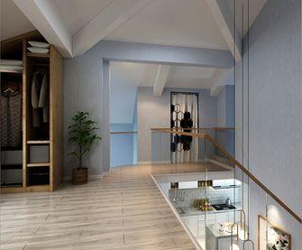 100平米三室两厅北欧风格阁楼欣赏图
