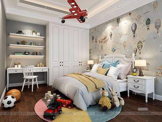 140平米复式欧式风格儿童房装修图片大全