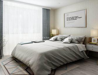 130平米四室两厅现代简约风格卧室效果图