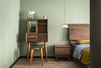 110平米四室两厅田园风格卧室装修效果图
